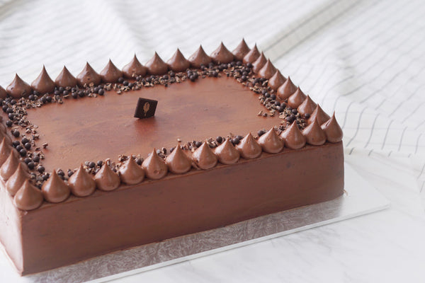 Party Sized Signature Dark Chocolate Cake