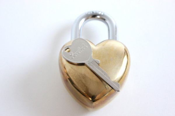 Large Heart Lock / Love Lock