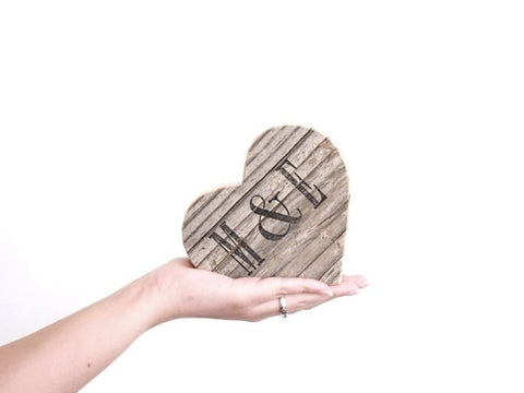 Wooden Hearts . wood heart decor . wood heart sign . wooden heart decor . large heart . barnwood heart . rustic wood heart