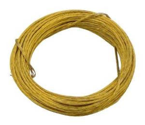 6m Brass Picture Wire X 1