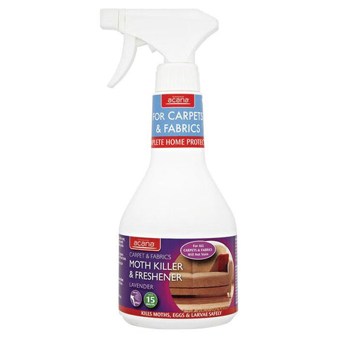 Acana Carpet Fabric Moth Killer and Freshener