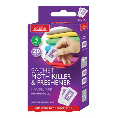 Acana Sachet Moth Killer and Freshener