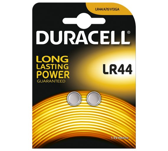Duracell lr44 batteries pack of 2