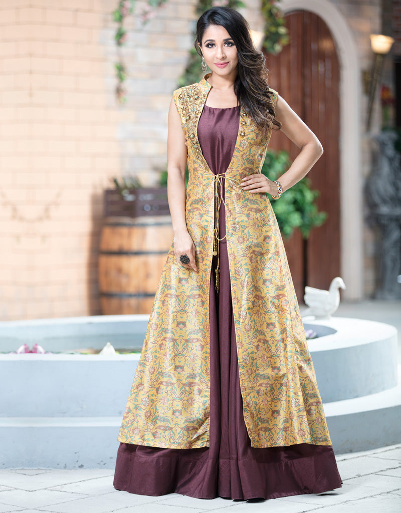 Women Indo-Western Suits