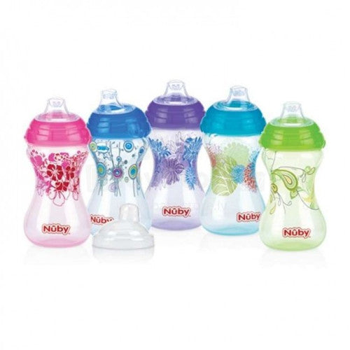 Nuby Soft Flex Spout Sipper
