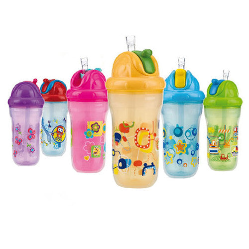 Nuby Insulated Flip It Sippy Cup