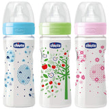 Chicco Well-Being Feeding Bottle 150ml & 250ml