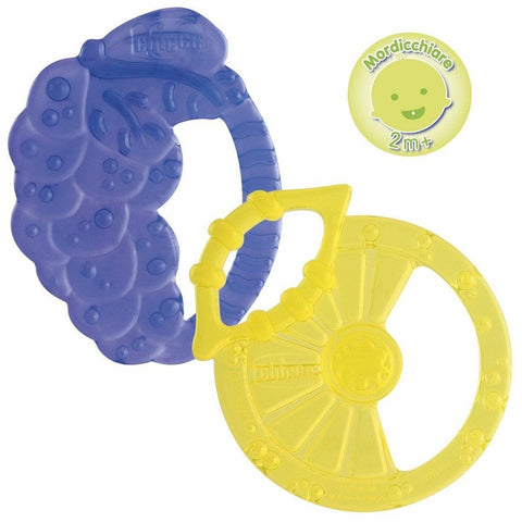 Chicco Silicone Teething Ring Soft Relax