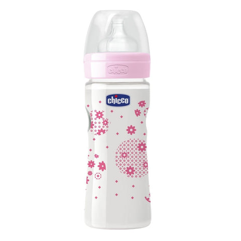 Chicco Well-Being Bottle Fast Flow-250 ml