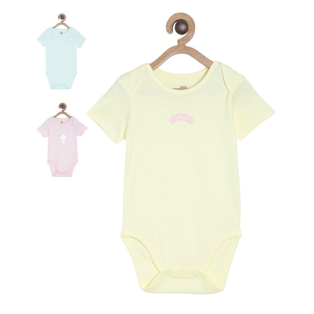 Girls Multi Body Suit