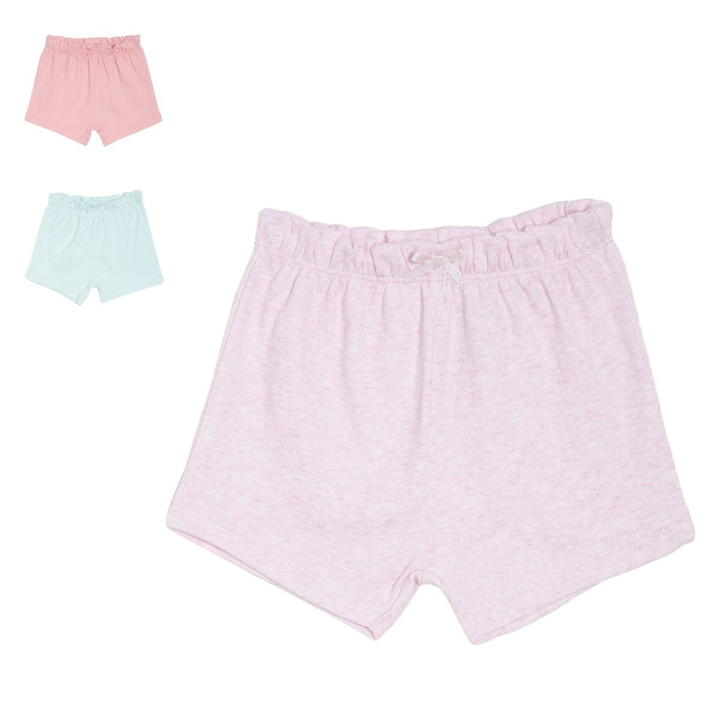 Girls Multi Shorts