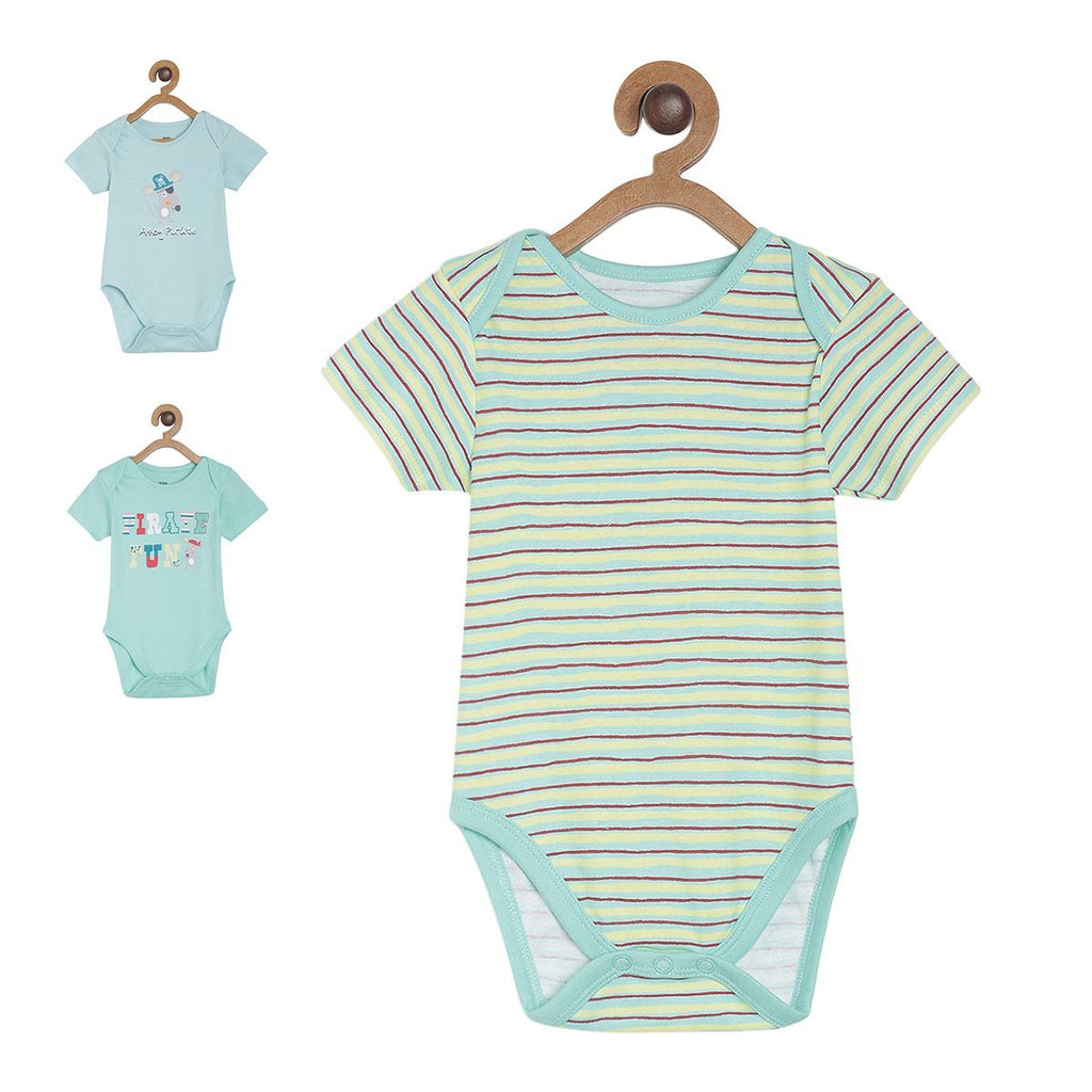 Boys Multi Body Suit