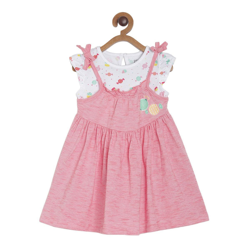 Girls Multi Pinny Set
