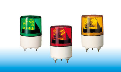 PATLITE RLE LED Rotating Light for Machinery, Fixtures, Buildings