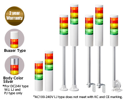 LR  USB LED Indicating signal tower light LU7-USB LR6 USB Australia New Zealand Signalfx Patlite POS sacat self-service checout selfcheck-out diebold nixdorf NCR airport scientific medical printing machines