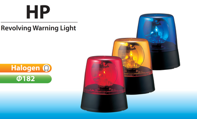 PATLITE SIGNALFX HRP HP Industrial Warning Light Rotating Beacon Amber Red Blue Green Clear Australia HP-12/.24 #HRP-12/24