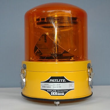 Komatsu Australia CAT PATLITE HKM Metal Heavy Duty Warning Lights Rotating Beacon SignalFx Australia NZ USA LED Warning
