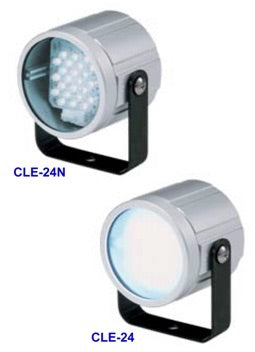 Patlite cle cle-24 cle-24n LED work Light Machine Vision systems inspection food & beverage packaging printing LED lighting for cnc machinery machines