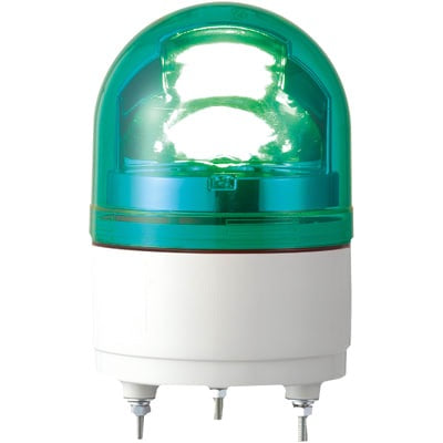 PATLITE RHE-24-G High Grade Green LED Warning Light Beacon 24V DC