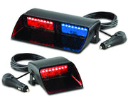 Federal Signal FEDSIG SIGNALFX VIPER S2 Super Bright LED Dash Light Red Blue Amber Emergency
