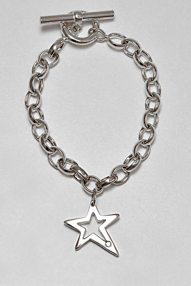 Falling star bracelet - Unforgettable Jewellery