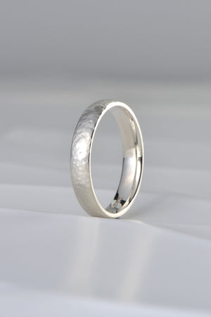 Court wedding rings for men