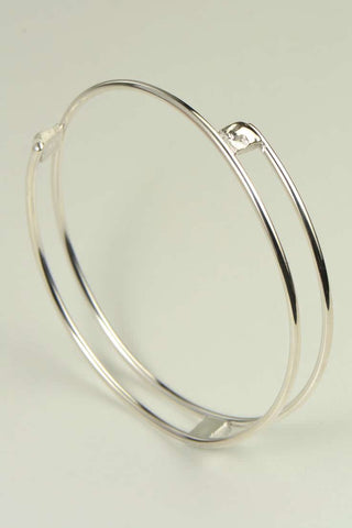 Knot the end bangle