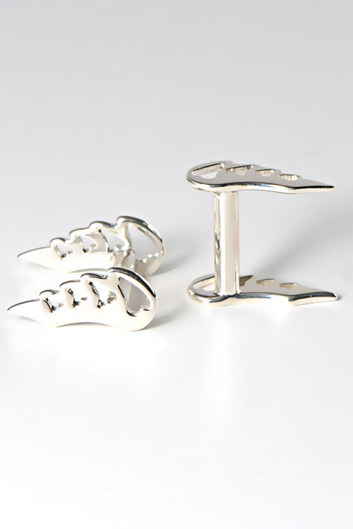 My angel cufflinks