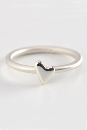 From the heart small heart ring - Unforgettable Jewellery