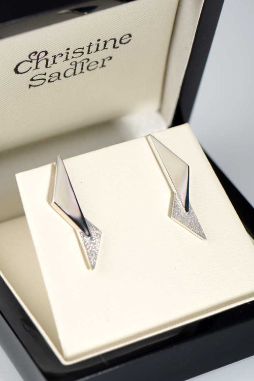 Bella Figura Maltagliati earrings - Unforgettable Jewellery