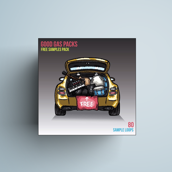 Good Gas Sample Loops Pack(FREE DOWNLOAD) – Good Gas Packs Sounds