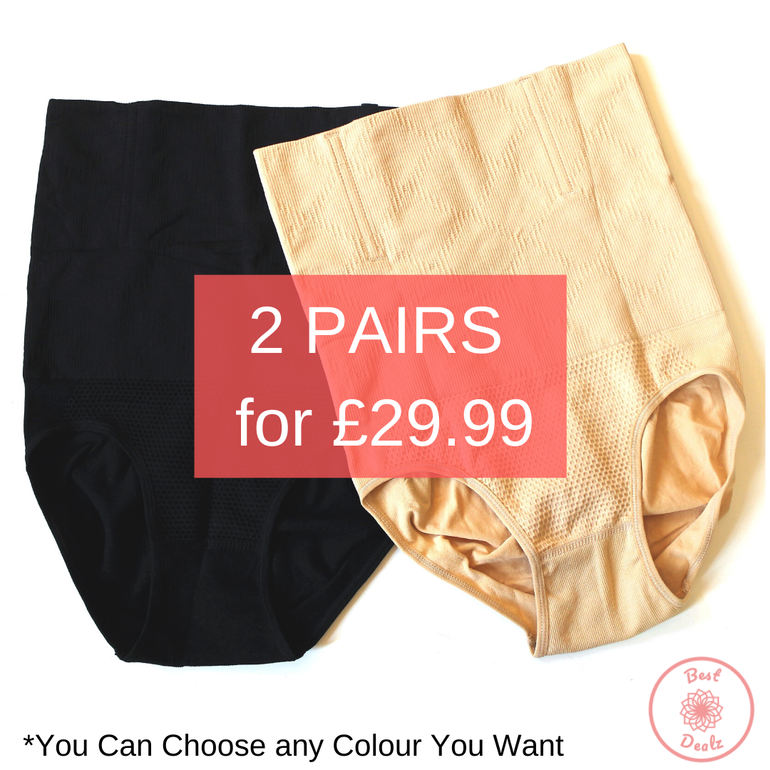 UltraThin - High Waist Shaping Panty - 2 for £29.99