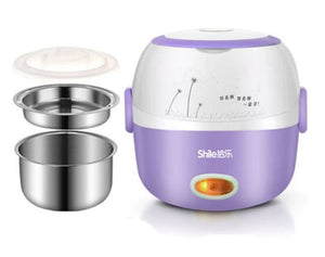 Electric Portable Cooker Lunch Box-Special Promotion