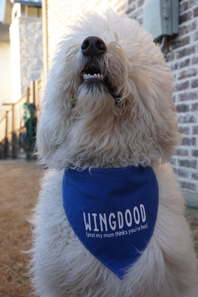 Wingdood Dog Bandana