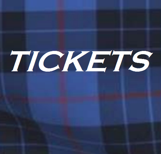 Burns Night Staff Ticket