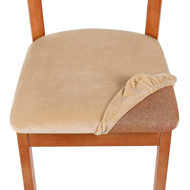 Non-Slip Stretchable Seat Cover- Tan Brown