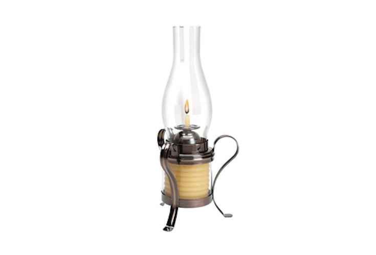 Candle by the Hour - 40 Hour Hurricane Lantern(20625B)
