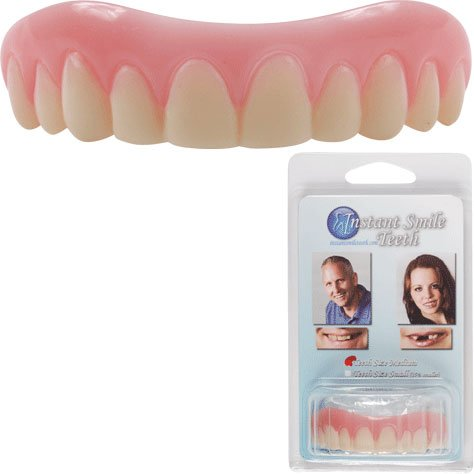 Instant Smile Teeth Upper Veneer - Medium