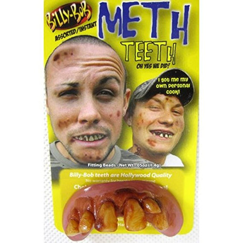 The Original Billy-Bob Meth Teeth
