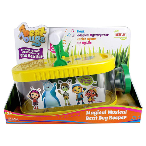 Beat Bugs: Magical Musical Beat Bug Keeper
