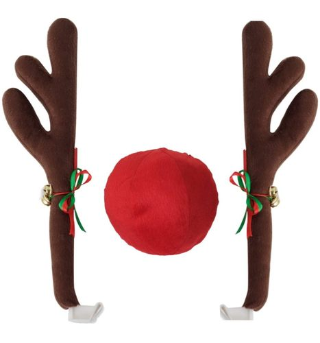 Reindeer Car Decorating Kit - 3 pc.