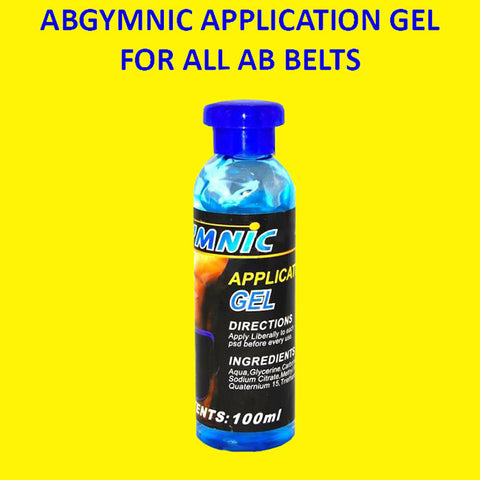 AbGymnic Application Gel for All Ab Belts (100 ml)