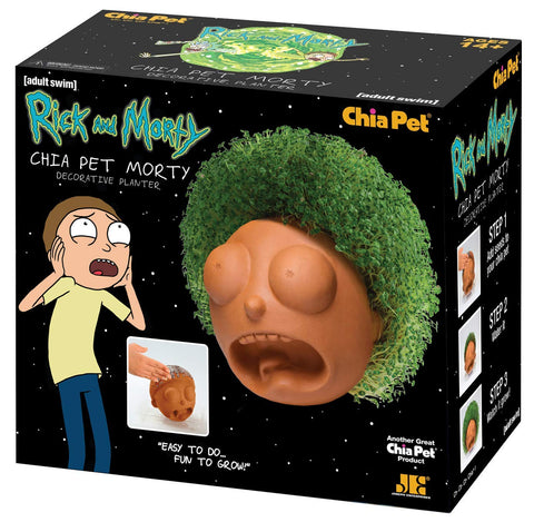 Chia Pet Rick & Morty -Morty