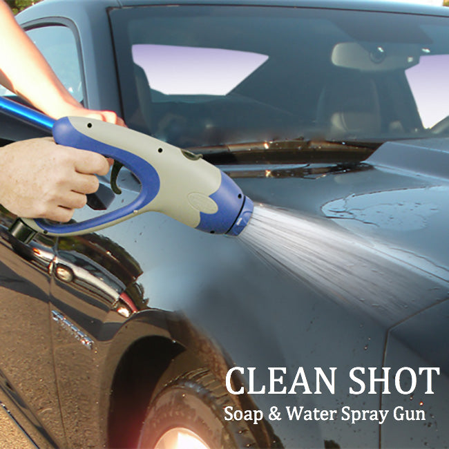 H2O Clean Shot - Soap & Water Spray Gun
