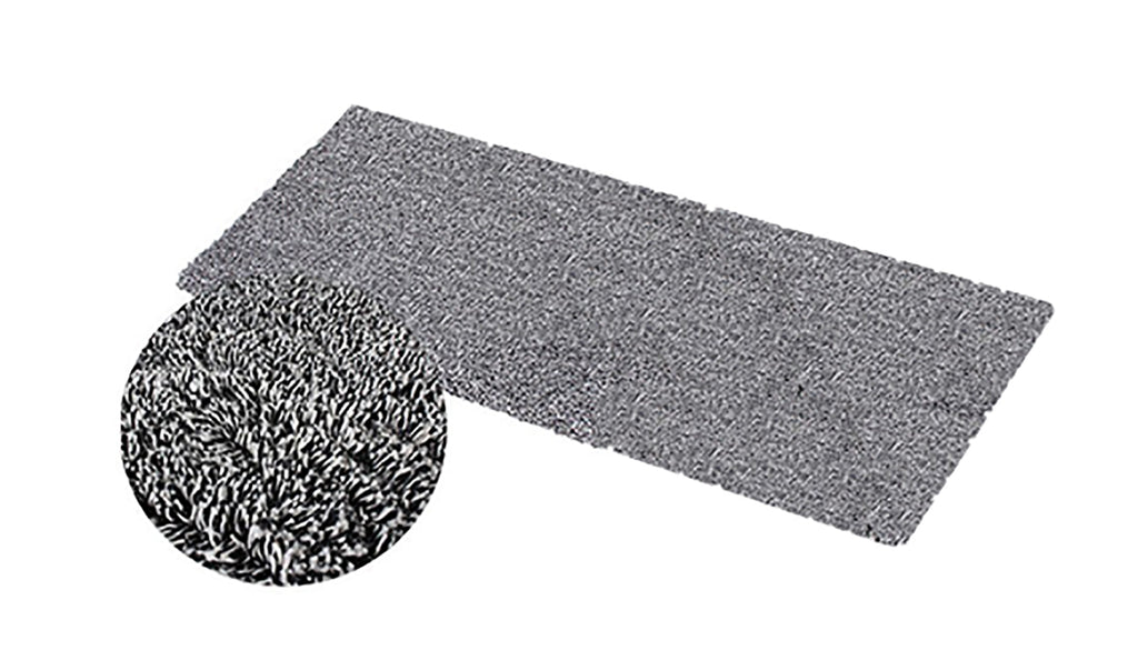 "Clean Step Mat Runner (24"" - 60"") Gray 2 Pack"