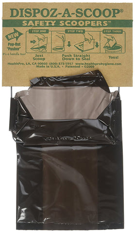 Dispoz-A-Scoop Bags 250 Pk