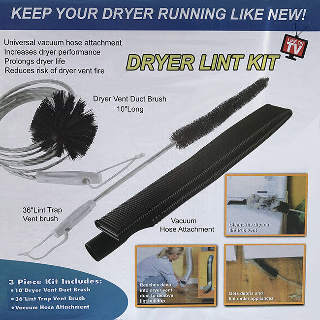 Dryer Lint Kit