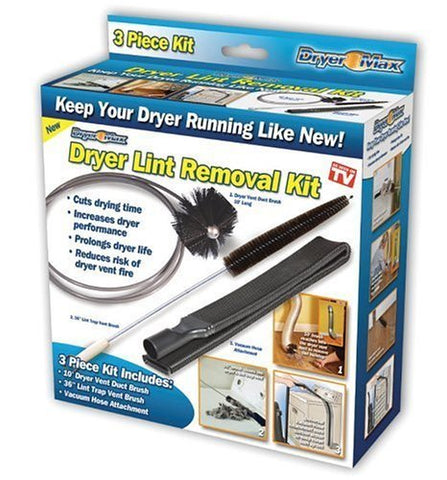 Dryer Max Dryer Lint Removal Kit