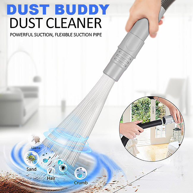 Dust Buddy- Universal Vacuum Attachment