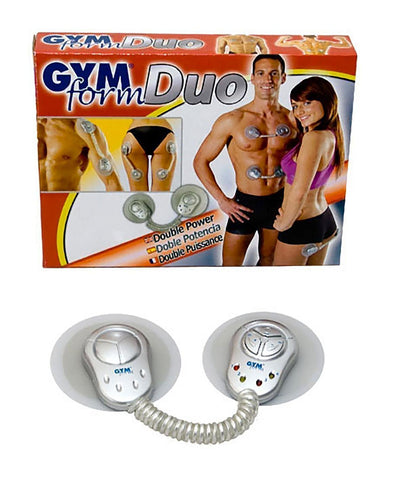 Gym Form Duo Electronic Muscle Toner